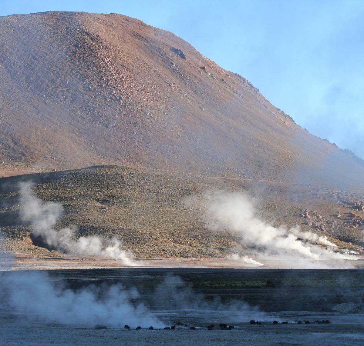 EL TATIO GEYSERS - CHILE