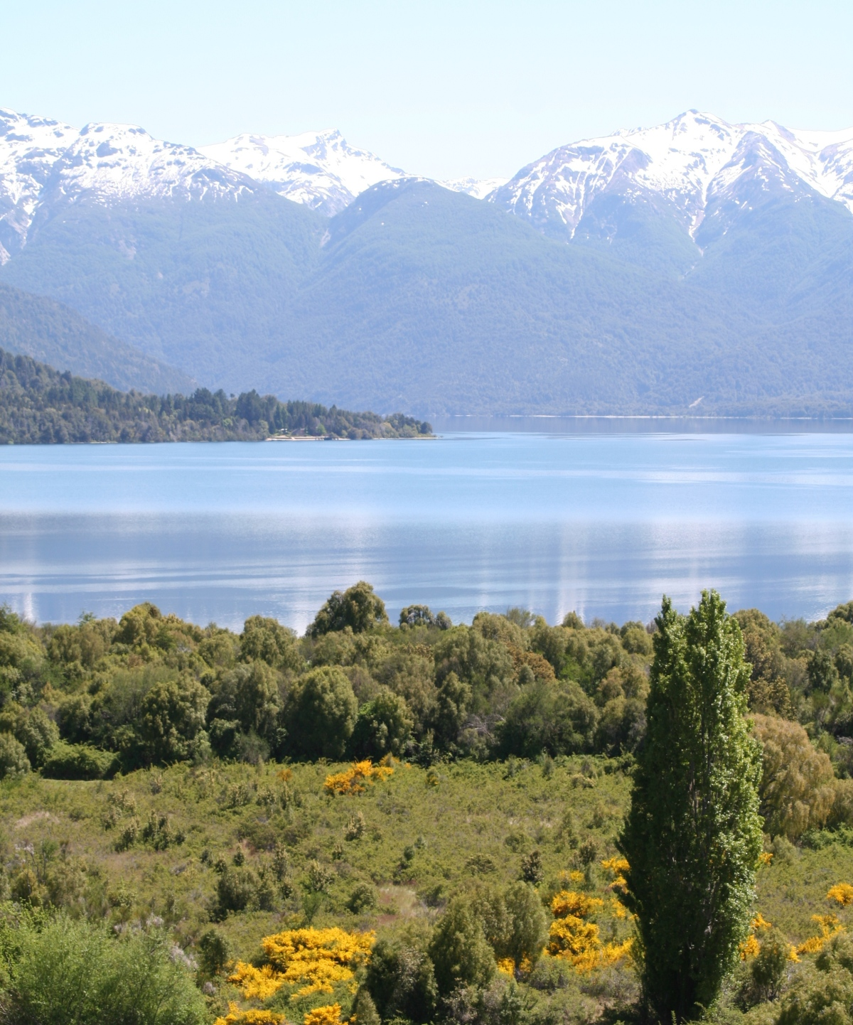 THE LAKES DISTRICT - ARGENTINA