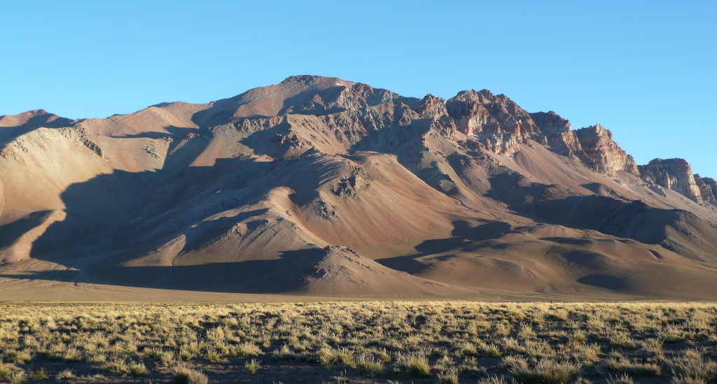 LAGO DIAMENTE, ARGENTINA