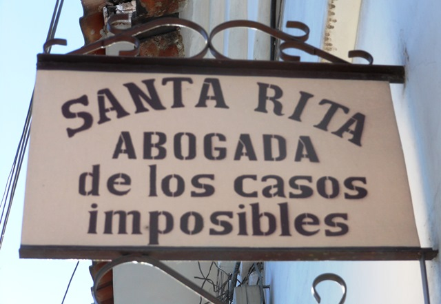 SANTA RITA - LAWYER FOR IMPOSSIBLE CASES
