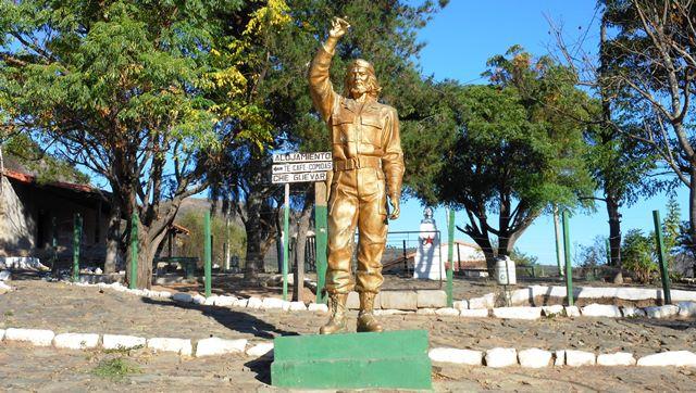 Plaza del Che