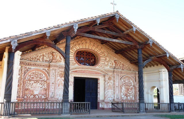 San Ignacio mission church