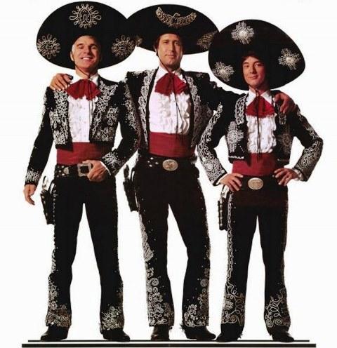 Todo lo que uno debería de saber sobre Mexico City Three-amigos