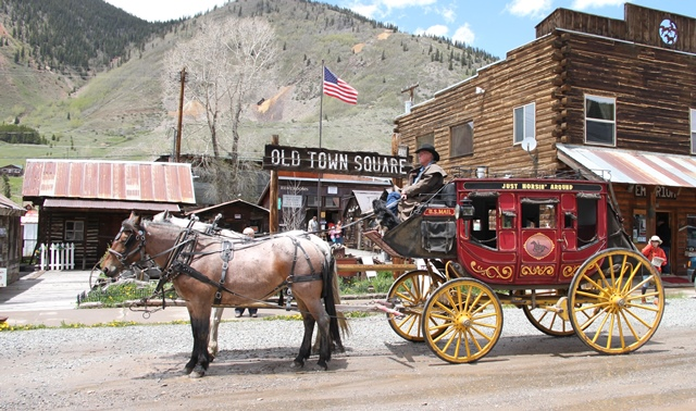 COLORADO: DREAMING OF THE MOTHER LODE